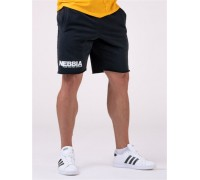 NEBBIA Шорты Legday Hero shorts черные