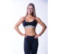 NEBBIA топ Rainbow mini top
