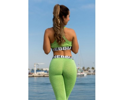 NEBBIA леггинсы Scrunch butt leggings