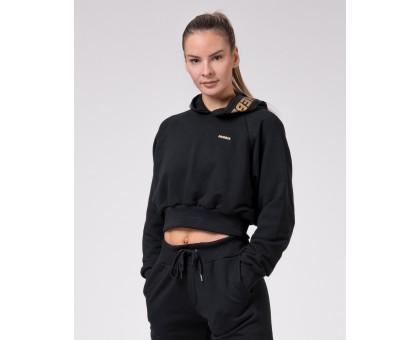 NEBBIA Худи Golden Cropped hoodie