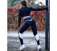 NEBBIA леггинсы V-butt leggings
