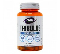 NOW Tribulus 1000 мг 90 таб