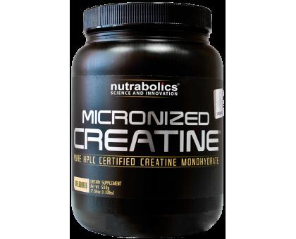 Nutrabolics Micronized Creatine 300 gr