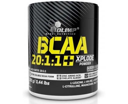 Olimp BCAA 20:1:1 Xplode powder 200 гр