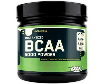 Optimum Nutrition BCAA 5000 POWDER БЕЗ ВКУСА 345 ГР