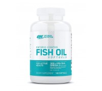 Optimum Nutrition Fish Oil Softgels 100 капс