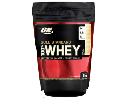 Optimum Nutrition 100% Whey Gold Standard 450 гр