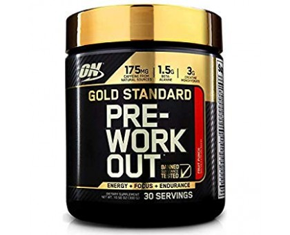 Optimum Nutrition Gold Standard Pre-Workout 300 гр