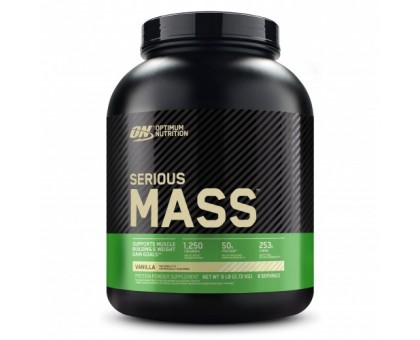 Optimum Nutrition Serious Mass 2727 гр