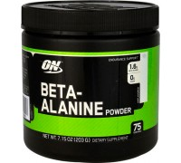 Optimum Nutrition Beta Alanine powder 203 гр