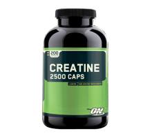 Optimum Nutrition Creatine 2500 200 caps