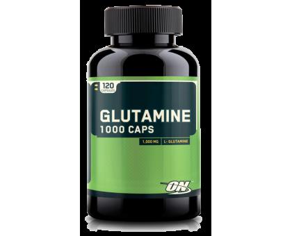 Optimum Nutrition Glutamine Caps 1000 60 caps