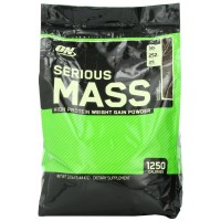 Optimum Nutrition Serious Mass 5440 gr (нарушена упаковка)