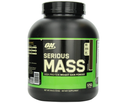 Optimum Nutrition Serious Mass 2727 gr (срок 04.18)