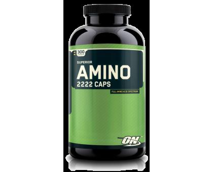 Optimum Nutrition Superior Amino 2222 300 Caps