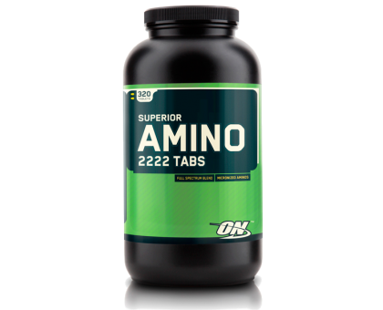 Optimum Nutrition Superior Amino 2222 320 tabl