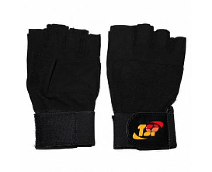 Перчатки для фитнеса мужские с фиксацией кисти