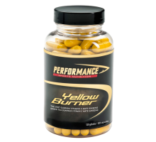 Performance Yellow Burner 120 caps