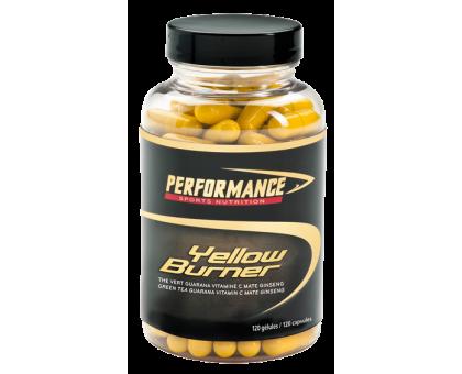 Performance Yellow Burner 120 caps