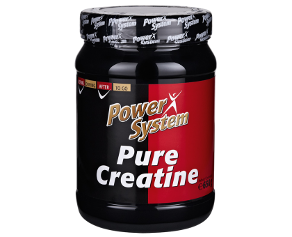 Power System Pure Creatine 650 gr