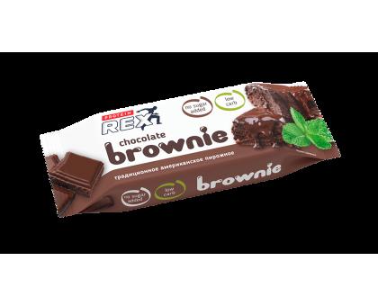 ProteinRex Протеиновый Brownie 50 гр