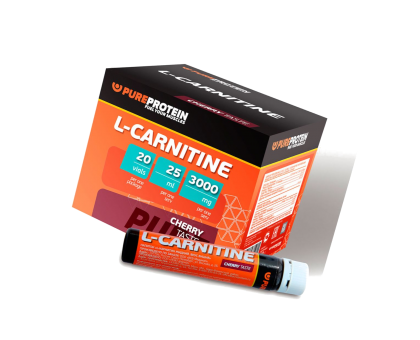 Pure Protein L-Carnitine 3000 1шт*25ml