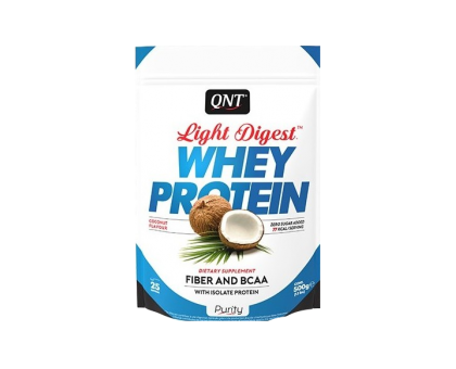 QNT Whey Protein Light Digest 500 гр