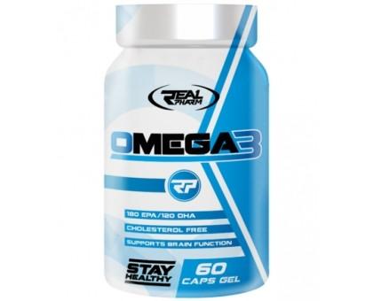 Real Pharm Omega 3 1000мг 60 таб