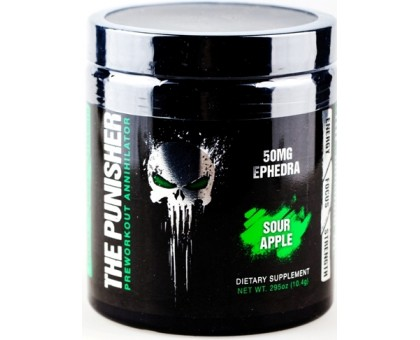 R.E.D. Labs The Punisher (15 serv)