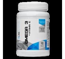 RLine Omega-3+Vitamin E (90 капсул )