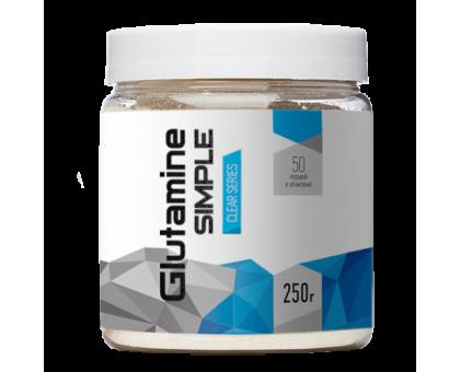 Rline Glutamine Simple 250 гр