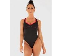 Ryderwear боди BSX Bodysuit черный
