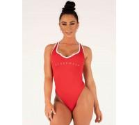 Ryderwear боди BSX Bodysuit красный