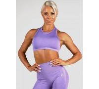 Ryderwear бесшовный топ с чашками Seamless Sports Bra пурпур