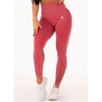 Ryderwear бесшовные леггинсы Seamless Tights розовые