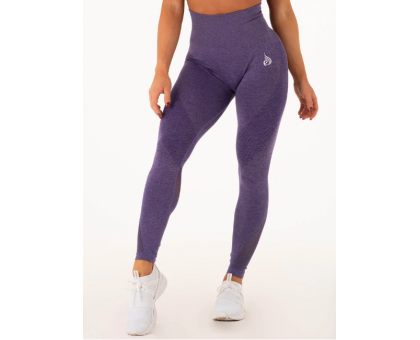 Ryderwear бесшовные леггинсы Seamless Tights фиолетовый