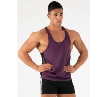 Ryderwear майка Nano T-Back Stringer Tank фиолетовый