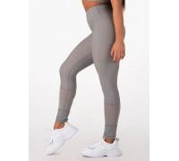 Ryderwear леггинсы Mesh High Waisted Leggings серые