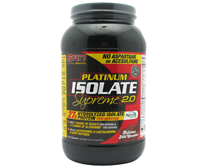 San Platinum Isolate Supreme 907 gr