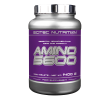Scitec Nutrition Amino 5600 1000 tabs