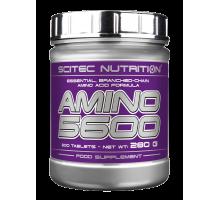 Scitec Nutrition Amino 5600 200 таб