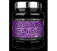 Scitec Nutrition BCAA 6400 375 tab