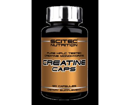 Scitec Nutrition Creatine Caps 120 caps (срок 11.17)