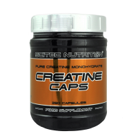 Scitec Nutrition Creatine Caps 250 caps (срок 11.17)