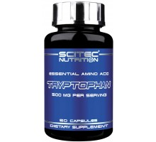 Scitec Nutrition Tryptophan 60капс