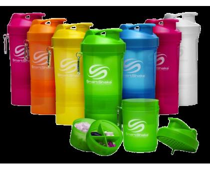 SmartShake шейкер Neon 600 мл