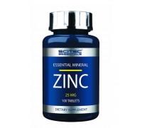 Scitec Nutrition Zink 100 табл