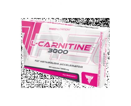Trec Nutrition L-Carnitine 3000 60 капс