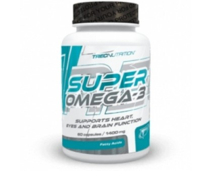 Trec Nutrition Super Omega-3 60 капс
