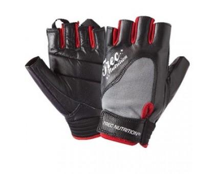 Trec Nutrition Перчатки Ladies черно-серые